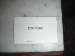 Carte Japonaise Tom Ford - Modern (from 1961)
