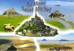 LE MONT ST MICHEL (50) - Le Mont Saint Michel