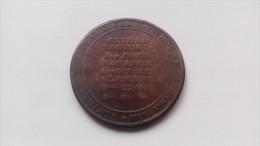 Medalla Duque De Wellington. Victorias En España Guerras Napoleónicas. Guerra De La Independencia Española. 1808-1815. - Before 1871