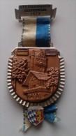 Medalla Marcha Del Pueblo. Grafenwohr. División Azul. Alemania. 1975 - Allemagne