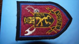 Insigne Tissu 3 Bataillon Para-Commando - Ecussons Tissu