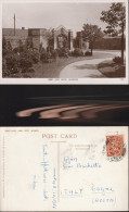 3517) LEICESTER ABBEY PARK GATES VIAGGIATA 1950 - Leicester
