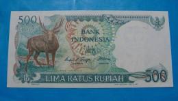INDONESIA 500 RUPIAH 1988, AUNC, - Indonesië