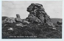 Vixen Tor. The Sphinx Of The Moor - Chapman - England