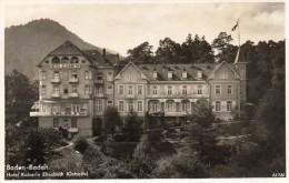 BADEN  BADEN  , Hotel  Elisabeth  * - Baden-Baden