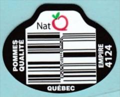 Fruits & Vegetables - Pomme Qualité Empire, Québec (FL4124) - Fruits Et Légumes