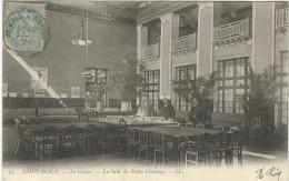 Ile Et Vilaine : St Malo, Le Casino, La Salle Des Petits Chevaux, Precurseur - Saint Malo