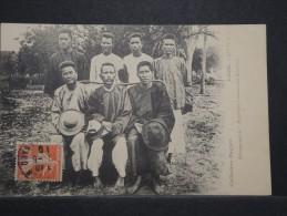 LAOS - Mandarins Laotiens Aux Hua Pahn - 1910 - A Voir - Lot P14739 - Laos