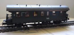 Voyageur 2 Essieux  ''Boîte à Tonnerre'' Rocco - Passenger Trains