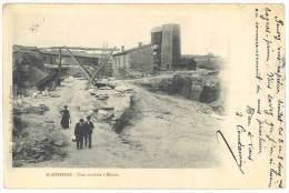 Saint Etienne - Une Carrière à Méons - Saint Etienne