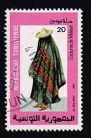 Tunesien 1987, Michel# 1157 O Typical Regional Costumes - Tunesië (1956-...)