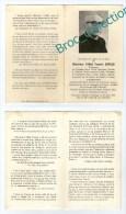 Martigny, Villars (Suisse), Vevey, Colombes, Paris, Villetaneuse, Mémento Abbé Francis Daveau, 29/03/1961 - Images Religieuses