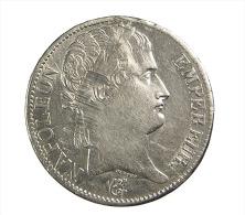 5 Francs - Napoléon 1er  - France - 1813 B - Rouen  - Argent - TB/TB+ - - France