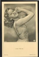 LILIAN HARVEY OLD POSTCARD #73 - Actors