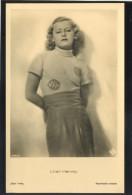 LILIAN HARVEY OLD POSTCARD #74 - Actors