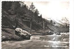 75538) Cartolina Di Prali-la Germanasca-viaggiata - Other Cities