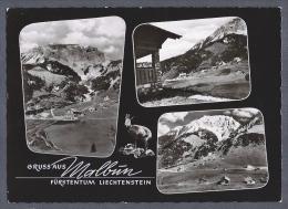 MALBUN - Gruss Aus Malbun - ALPEN-HOTEL - Fürstentum Liechtenstein - Liechtenstein