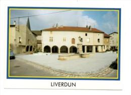 LIVERDUN (54) - Place De La Fontaine - Liverdun