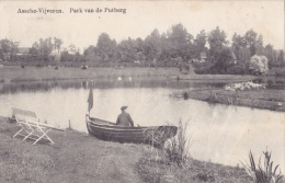 ASSCHE - VIJVEREN : park van de Putberg