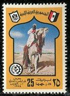 (cl.11 - P.27) Libye ** N° 531 (ref. Michel Au Dos) - Chameaux  - - Libië