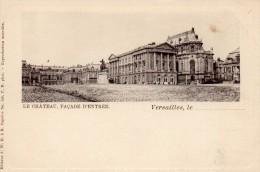 """1 Cpa Versaille """"pionniere """" - Versailles (Château)"""