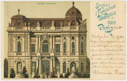 PARIS  Souvenir De L'Exposition Universelle De 1900  - FRANCE - Mostre