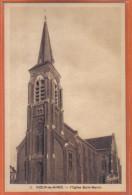 Carte Postale 62. Noeux-les-Mines L'église St-Martin    Trés Beau Plan - Noeux Les Mines