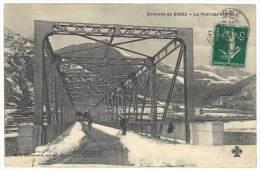 Environs De Digne - Le Pont Des Arches - Digne