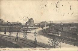 47. - LILLE : Nouveau Boulevard - Cachet De La Poste 1913 - Lille