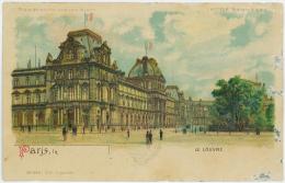 PARIS LE LOUVRE   - FRANCE - Louvre