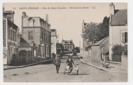 35 ILLE ET VILAINE - SAINT ENOGAT Rue De St Lunaire - France