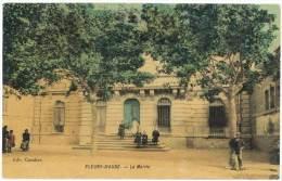 Fleury D'Aude - La Mairie ( état ) - France