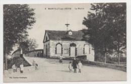 51 MARNE - MARCILLY SUR SEINE La Mairie - France