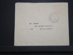 BRESIL - Aff Mécanique (pas Courant à Cette Date) De Rio De Janeiro Pour Rio En 1931 - A Voir - Lot P14764 - Briefe U. Dokumente