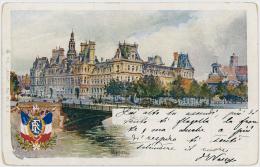 PARIS LE LOUVRE   - FRANCE - Altri Monumenti, Edifici