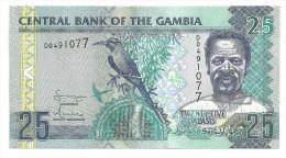 Gambia 25 Dalasis 2006 UNC - Gambia