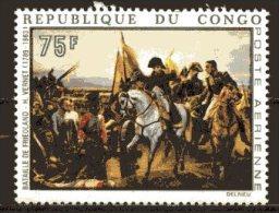 République Du Congo   XX  --  Napoléon Bonaparte  -   Bataille De Friedland Par Vernet - Napoléon