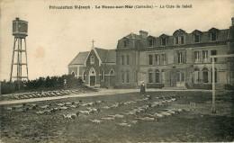 Dép 14 - Chateau D'eau - Le Home Sur Mer - Préventorium Saint Joseph - La Cure De Soleil - état - Sonstige Gemeinden