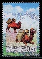 (cl.11 - P.32) Tadjikistan **  N° 369 (ref. Michel Au Dos) - Moyens De Transport : Dromadaires  - - Tajikistan