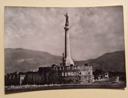 MESSINA LA MADONNINA DEL PORTO  VIAGGIATA FG - Messina