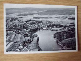AK Um 1938, BODENWÖHR, FLIEGERAUFNAHME - Otros