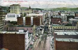 LOS ANGELES - CALIFORNIA - UNITED STATES OF AMERICA - NICE WELL ANIMATED POSTCARD.