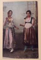 DANZA DEL VENTRE VIAGGIATA ANNO 1907 FP - Asia
