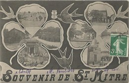 13 Souvenir De St Mitre - Autres Communes