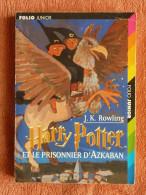 HARRY  POTTER  ET  LE  PRISONNIER  D'AZKABAN - Harry Potter