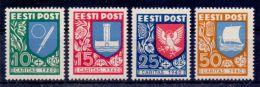 Estland Mi. 152-155 ** (€ 35,00) - Ansehen!! - Estonia