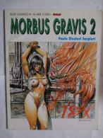 Bd Erotique Adulte En Italien Serpieri Morbus Gravis Souple 1993 - Livres, BD, Revues