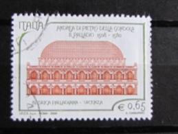 ITALIA USATI 2008 - ANDREA PALLADIO - SASSONE 3034 - RIF. G 2087- 1^ SCELTA - 2001-10: Usati