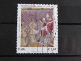 ITALIA USATI 2008 - REGOLA FRANCESCANA - SASSONE 3025- RIF. G 2090 - 1^ SCELTA - 6. 1946-.. Repubblica