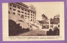 64 BIDART BIARRITZ L'hotel De La Roseraie D'ilbarritz Rare - Bidart